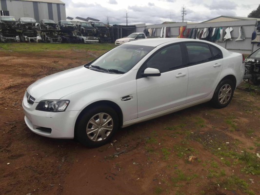 2008 HOLDEN COMMODORE VE MY08 OMEGA 4 SP AUTOMATIC 3.6L MULTI POINT F/INJ PWR STEER RACK