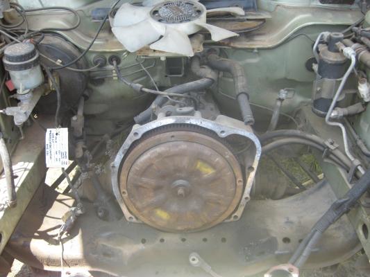 1985 SUBARU DL (4WD) 1.8L CARB PWR STEER PUMP