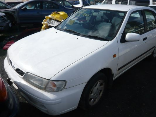 1999 NISSAN PULSAR N15II PLUS 5 SP MANUAL 1.6L MULTI POINT F/INJ BONNET