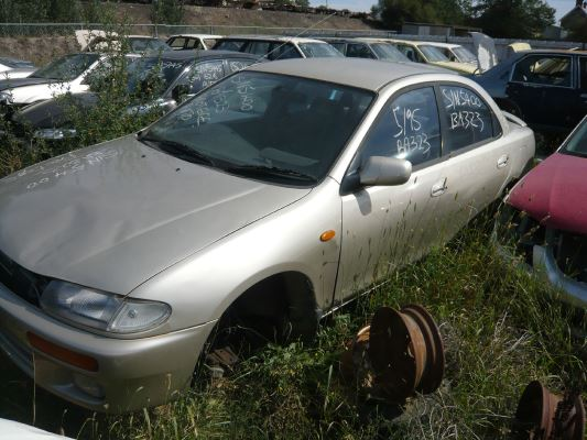1995 MAZDA 323 BA Series PROTEGE 4 SP AUTOMATIC 1.8L MULTI POINT F/INJ STARTER MOTOR
