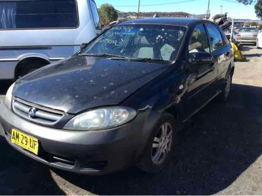 2006 HOLDEN VIVA JF EQUIPE 5 SP MANUAL 1.8L MULTI POINT F/INJ TRANSMISSION/GEARBOX