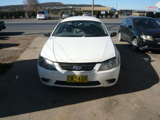 2007 FORD FALCON BF MKII XT 4 SP AUTO SEQ SPORTS 4.0L MULTI POINT F/INJ ALTERNATOR