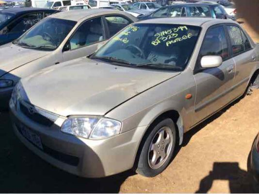 1999 MAZDA 323 BJ PROTEGE 4 SP AUTOMATIC 1.8L MULTI POINT F/INJ ALTERNATOR