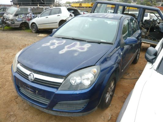 2005 HOLDEN ASTRA AH CD 4 SP AUTOMATIC 1.8L MULTI POINT F/INJ DOOR WINDOW REGULATOR ELECTRIC LF