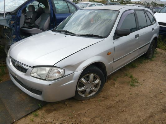 2000 MAZDA 323 BJ ASTINA 4 SP AUTOMATIC 1.6L MULTI POINT F/INJ ALTERNATOR