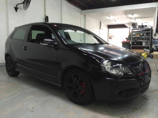 2006 volkswagen polo 9n gti 5 sp manual 1 8l turbo mpfi. Black Bedroom Furniture Sets. Home Design Ideas