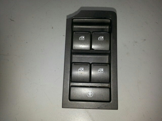 2003 HOLDEN COMMODORE VYII ELECTRIC WINDOW SWITCH MASTER UNIT