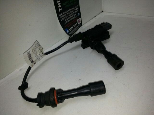 2001 MAZDA 323 BJ ASTINA SHADES 4 SP AUTOMATIC 1.6L MULTI POINT F/INJ IGNITION COIL PACK (2)