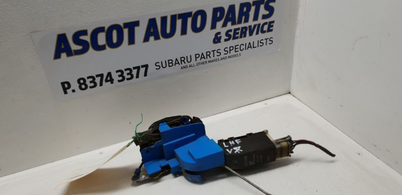 2001 HOLDEN COMMODORE VX EXECUTIVE 4 SP AUTOMATIC 3.8L MULTI POINT F/INJ DOOR LOCK ASSEMBLY LF