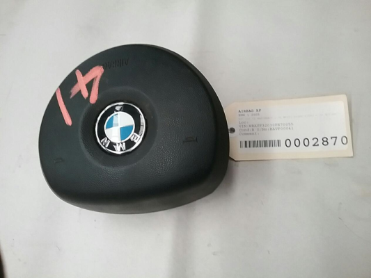 2005 BMW 1 E87 18i 6 SP AUTOMATIC 2.0L MULTI POINT F/INJ AIRBAG RF