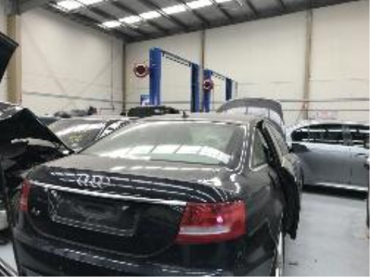2007 Audi A6 4f 20 Tfsi Cvt Multitronic 7 Sp 20l Turbo Mpfi