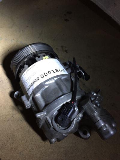 2007 BMW 3 E90 20i 6 SP AUTOMATIC STEPTRONIC 2.0L MULTI POINT F/INJ AIR CON COMPRESSOR