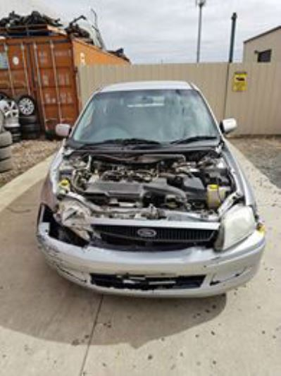 2002 FORD LASER KQ GLXi 4 SP AUTOMATIC 1.8L MULTI POINT F/INJ ENGINE LONG