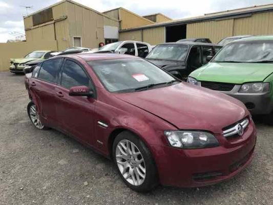 2010 HOLDEN COMMODORE VE II 6 SP AUTOMATIC 3.0L MULTI POINT F/INJ PWR STEER RACK
