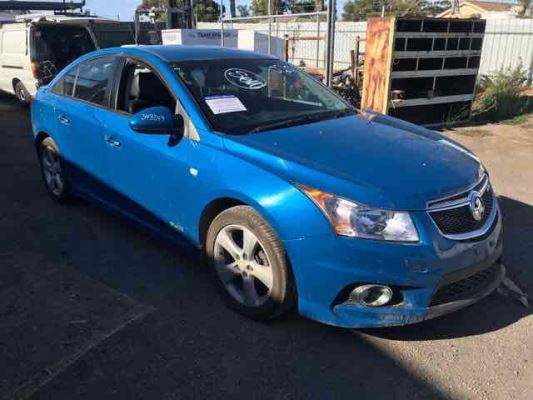 2012 HOLDEN CRUZE JH MY12 6 SP MANUAL 1.4L TURBO MPFI WHEEL (STEEL) 5