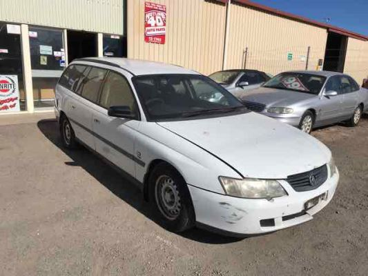 2003 HOLDEN COMMODORE VY 4 SP AUTOMATIC 3.8L MULTI POINT F/INJ HUB ASSEMBLY ABS LF