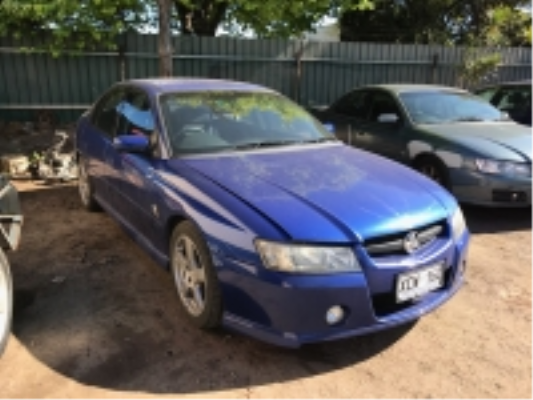 2004 HOLDEN COMMODORE VZ 5 SP AUTO ACTIVE SELECT 3.6L MULTI POINT F/INJ INSTRUMENT CLUSTER