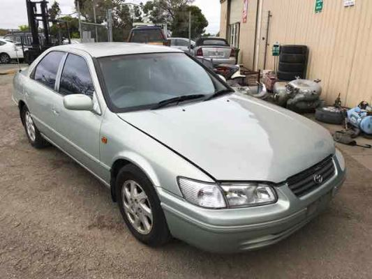 2001 TOYOTA CAMRY SXV20R 4 SP AUTOMATIC 2.2L MULTI POINT F INJ SUNVISOR  RIGHT d4ea6b4aba8