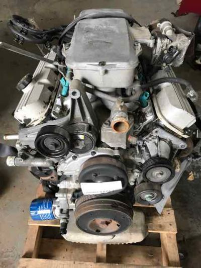2001 HOLDEN COMMODORE VXII 4 SP AUTOMATIC 3.8L MULTI POINT F/INJ ENGINE LONG