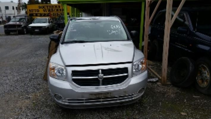 2008 DODGE CALIBER PM 5 SP MANUAL 2.4L MULTI POINT F/INJ TRANSMISSION/GEARBOX