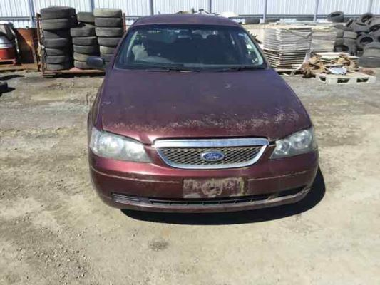 2003 FORD FALCON BA XT 4 SP AUTO SEQ SPORTS 4.0L MULTI POINT F/INJ DOOR TRIM LF