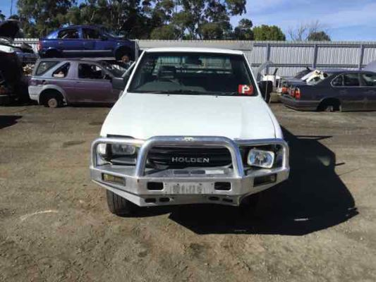 2001 HOLDEN RODEO TFR9 LX 4 SP AUTOMATIC 3.2L MULTI POINT F/INJ IGNITION COIL/COIL PACK
