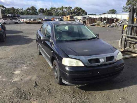 2004 HOLDEN ASTRA TS CD 5 SP MANUAL 1.8L MULTI POINT F/INJ GUARD LINER RF
