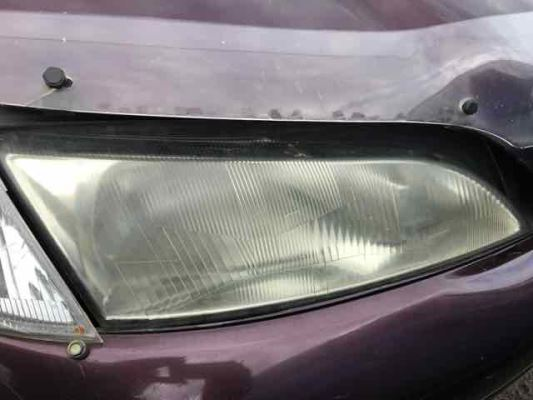 1996 FORD FAIRMONT EFII GHIA 4 SP AUTOMATIC 4.0L MULTI POINT F/INJ HEADLIGHT RIGHT