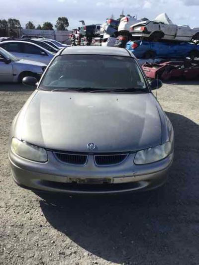 1999 HOLDEN COMMODORE VTII EXECUTIVE 4 SP AUTOMATIC 3.8L MULTI POINT F/INJ TRANSMISSION/GEARBOX