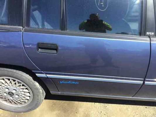 1995 HOLDEN COMMODORE VS VACATIONER 4 SP AUTOMATIC 3.8L MULTI POINT F/INJ DOOR RR