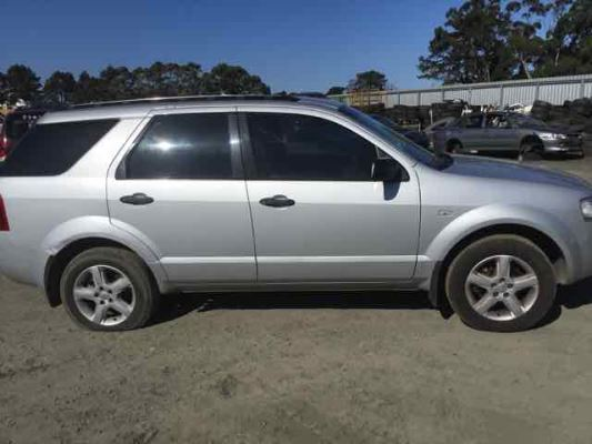 2007 FORD TERRITORY SY TS (RWD) 4 SP AUTO SEQ SPORTS 4.0L MULTI POINT F/INJ ALTERNATOR