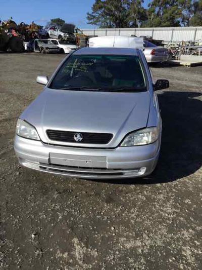 2004 HOLDEN ASTRA TS CD 4 SP AUTOMATIC 1.8L MULTI POINT F/INJ TRANSMISSION/GEARBOX