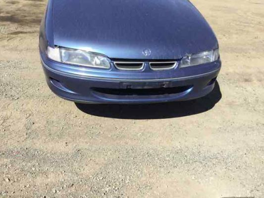 1995 HOLDEN COMMODORE VS VACATIONER 4 SP AUTOMATIC 3.8L MULTI POINT F/INJ BAR COVER FRONT