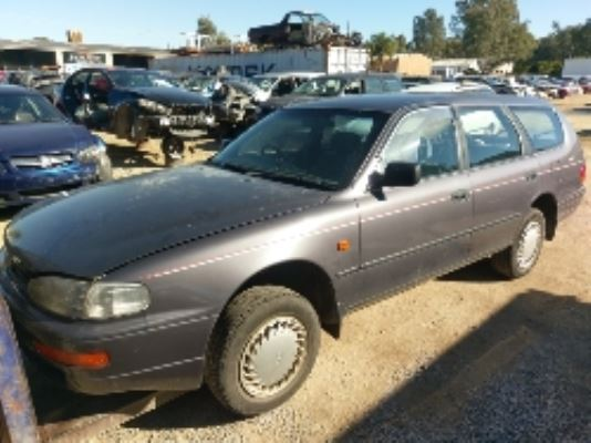 1993 TOYOTA CAMRY SDV10 CSi 5 SP MANUAL 2.2L ELECTRONIC F/INJ RADIATOR OVERFLOW BOTTLE