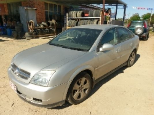 2006 HOLDEN VECTRA ZC MY05 UPGRADE CD 5 SP AUTOMATIC 2.2L MULTI POINT F/INJ DOOR RR