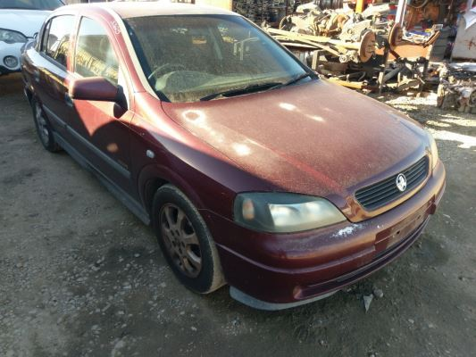 2003 HOLDEN ASTRA TS EQUIPE 5 SP MANUAL 1.8L MULTI POINT F/INJ CONTROL ARM LOWER LF
