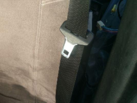 2007 HOLDEN BERLINA VE 4 SP AUTOMATIC 3.6L MULTI POINT F/INJ SEAT BELT LF
