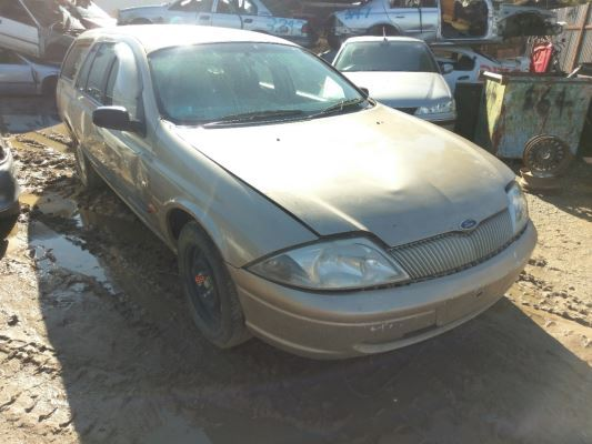 1999 FORD FALCON AU FORTE 4 SP AUTOMATIC 4.0L MULTI POINT F/INJ GUARD FLASHER RF