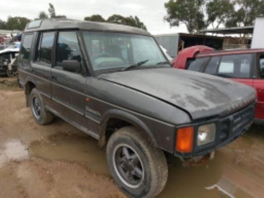 1993 LAND ROVER DISCOVERY V8i (4x4) 4 SP AUTOMATIC 4x4 3.5L ELECTRONIC F/INJ BONNET