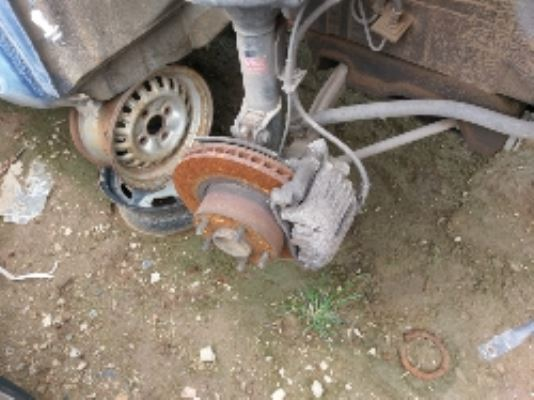 1993 HOLDEN COMMODORE VR ACCLAIM 4 SP AUTOMATIC 3.8L MULTI POINT F/INJ CONTROL ARM LOWER RF