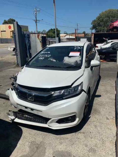 2018 HONDA JAZZ GF MY18 CONTINUOUS VARIABLE 1.5L MULTI POINT F/INJ DOOR GLASS RR