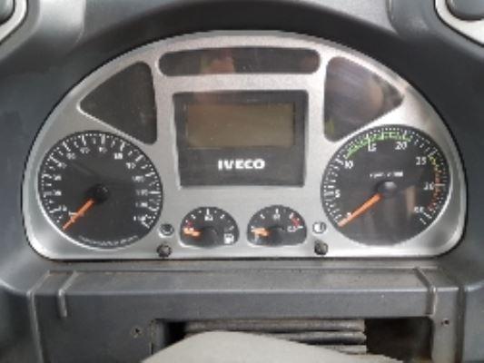 2006 IVECO EUROCARGO ML 180 E28 TECTOR 9 SP MANUAL 5 9L TURBO CDI  INSTRUMENT CLUSTER