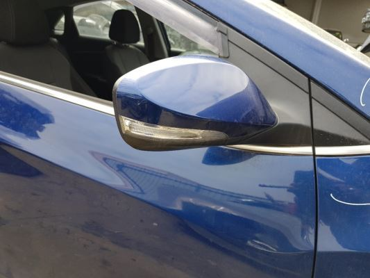2012 HYUNDAI i30 FD MY12 DOOR MIRROR RF