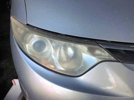 2007 TOYOTA TARAGO GSR50R GLX V6 6 SP AUTOMATIC 3.5L MULTI POINT F/INJ HEADLIGHT RIGHT