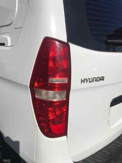 2009 HYUNDAI iLOAD TQ CREW 5 SP MANUAL 2.4L MULTI POINT F/INJ TAIL LIGHT LEFT