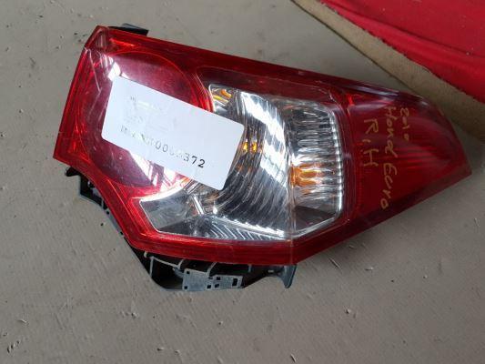 2010 HONDA ACCORD 10 EURO TAIL LIGHT RIGHT