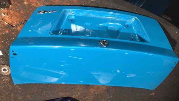 2005 HOLDEN COMMODORE VZ SV6 BOOT LID
