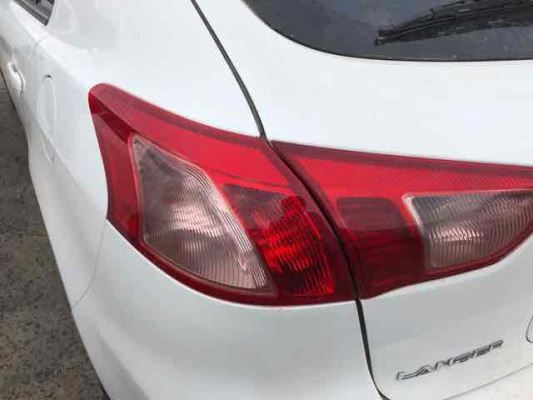 2011 MITSUBISHI LANCER CJ MY11 TAIL LIGHT LEFT