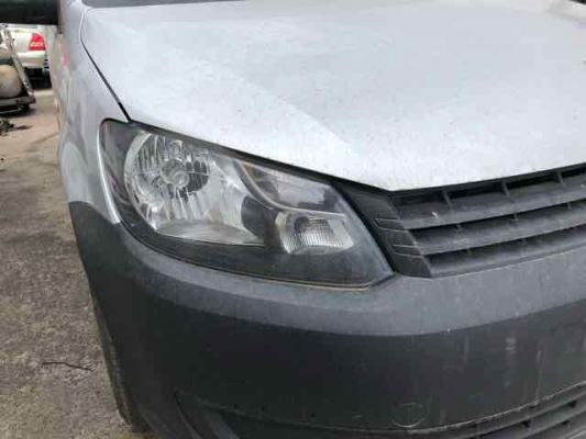 2012 VOLKSWAGEN CADDY HEADLIGHT RIGHT