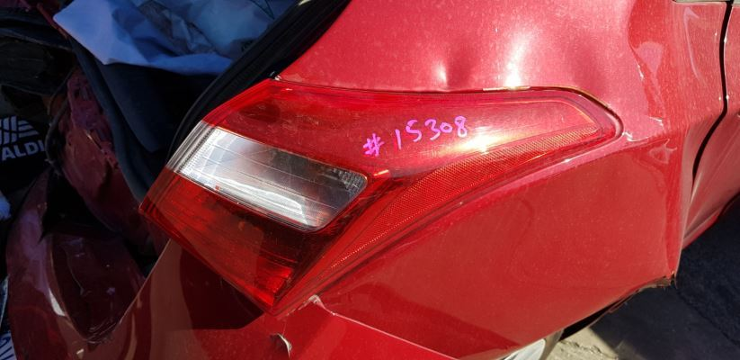 2015 HYUNDAI i30 GD 6 SP AUTOMATIC TAIL LIGHT RIGHT